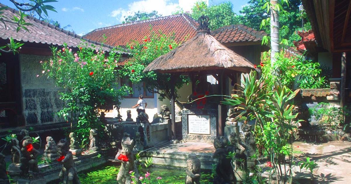 Rudy Dewanto Taman Gaya Bali