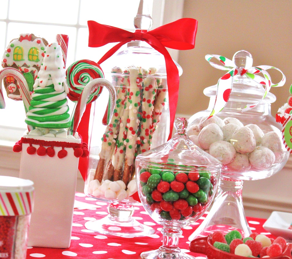 Christmas Party Themes: Savvy Deets Party Boutique: Sweet Kids Christmas Party Ideas