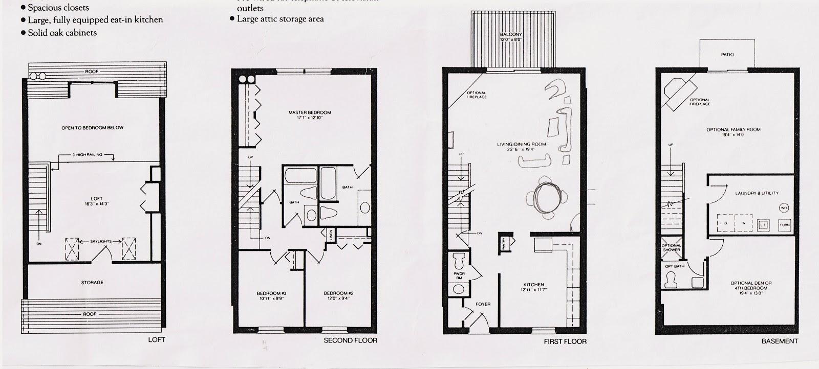 Bathroom Floor Plans For 7 X 10