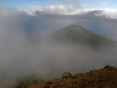 wizard in the mist