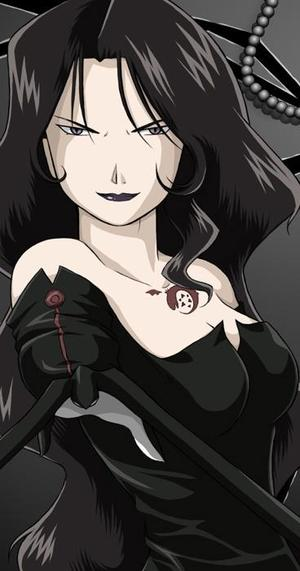 """2 old 4 anime?: Cosplay"""" Lust from Full Metal Alchemist"""