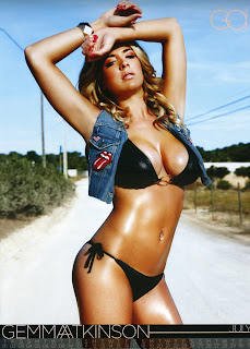 Sexy and Hot Gemma Atkinson Hottest calendar of 2010 9