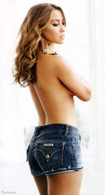 rachel stevens topless in fhm 3