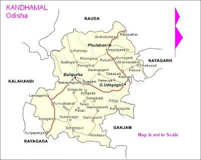 Odisha at a Glance: Famous Tourist Places of Kandhamala