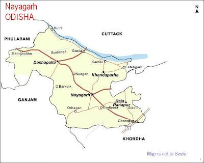 Odisha at a Glance: Tourist and Picnic Places of Nayagarh