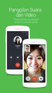 Aplikasi LINE: Free Calls & Messages Update 2016