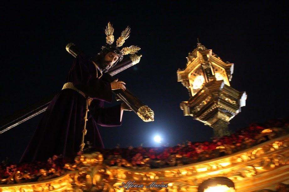 Ntro. Padre Jesús Nazareno y la Virgen de los Dolores protagonistas en el Jueves Santo valverdeño