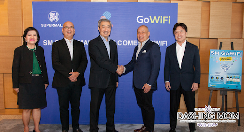 SM, Globe team up to boost Supermall internet