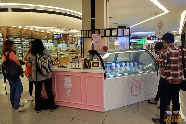 mio gelati century mall