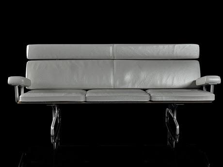 [3Dsmax] 3D model free - Eames_Sofa_3-Seater