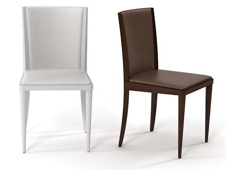 [3Dsmax] 3D model free - Cacau chair
