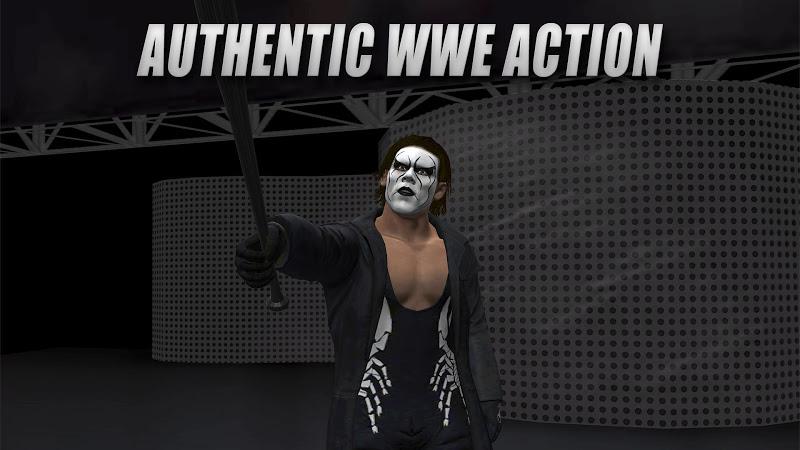 WWE 2K MOD APK V1.1.8117 Latest