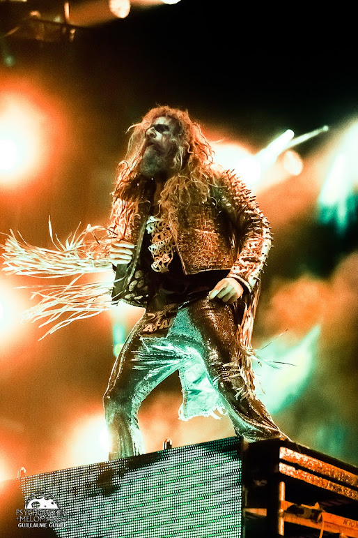 Rob Zombie @Hellfest 2017, Clisson 16/06/2017