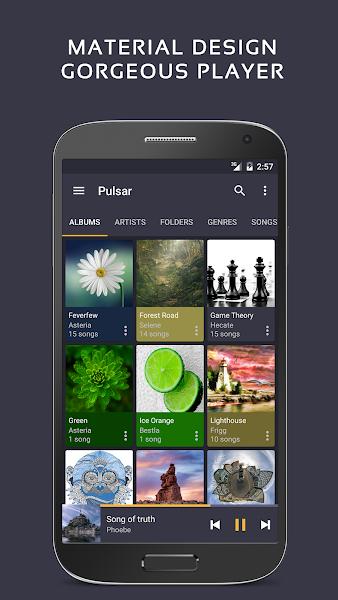 pulsar-music-player-pro-screenshot-1