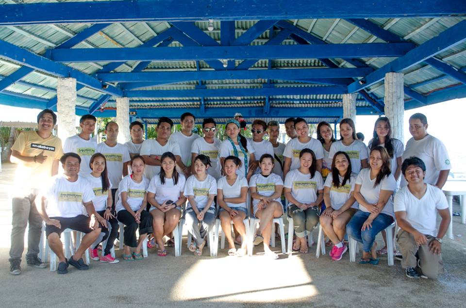 FG Cebu Gadget Shop team building 2016 in Lapulapu City Mactan Island Cebu Philippines