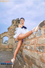 "AISS ""The Great Wall, Silk Dance"" Photo Album [66P]"