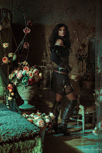 Yennefer (The Witcher) by mira_ladovira