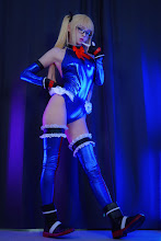 Marie Rose blue costume Hidori Rose | Page 1/3