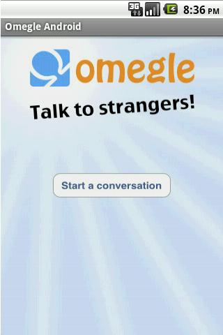 Omegle Android v1 26 (Paid Version) Android Apk App Download