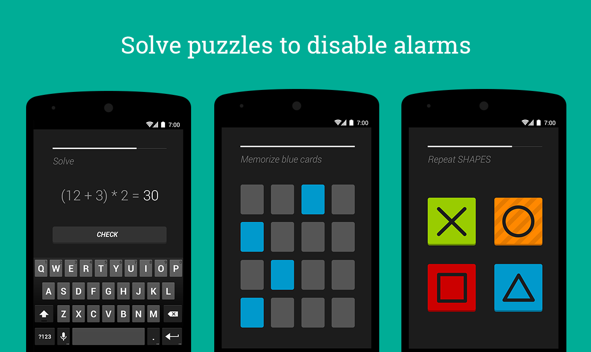 PUZZLE ALARM CLOCK | TechandroidBlogs
