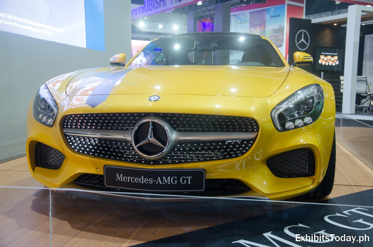 Mercedes-AMG GT (front)