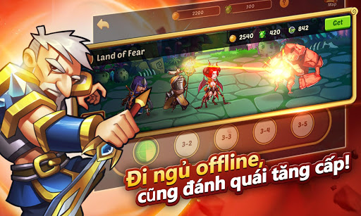 Tải Game Idle Heroes Hack