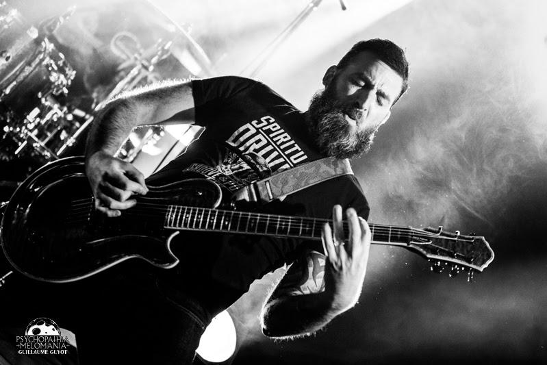 Spiritual Driver @Du Metal A La Campagne#9, Rexpoëde 17/09/2016