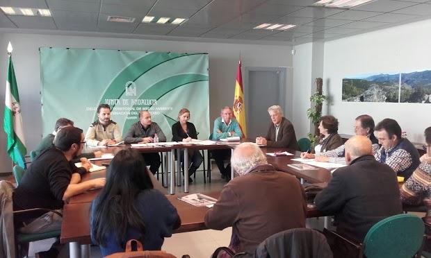Agentes de Medio Ambiente de Almería inspeccionan 4178 hectáreas del entorno del Río Aguas, abriéndose 13 nuevos expedientes sancionadores