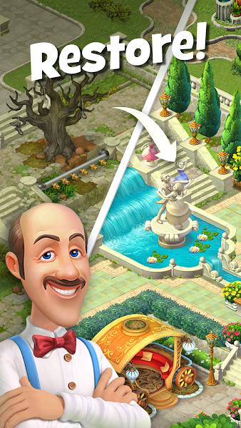 gardenscapes-screenshot-1