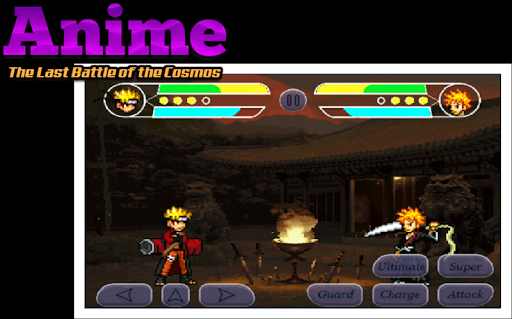 Anime The Last Battle of The Cosmos Mod Cho Android