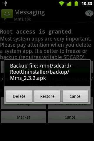 Root Uninstaller Pro v5.2 APK Tools Apps Free Download