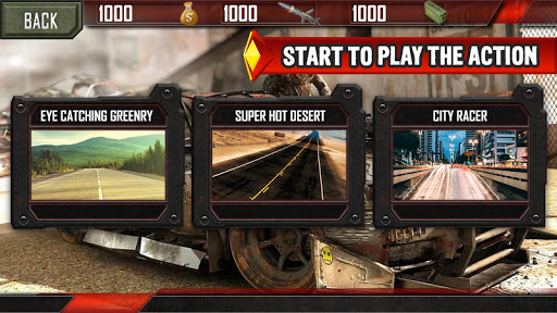 Game Mad Death Race Max Road Rage Hack