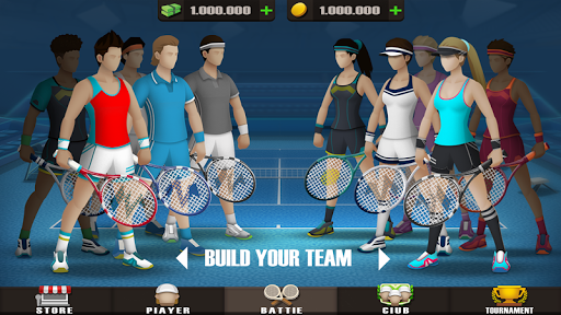 Pocket Tennis League Mod Cho Android