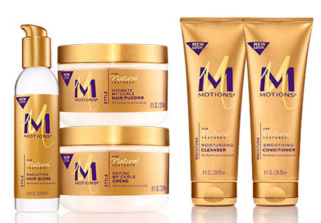 Motions Hair Care Gets a Makeover