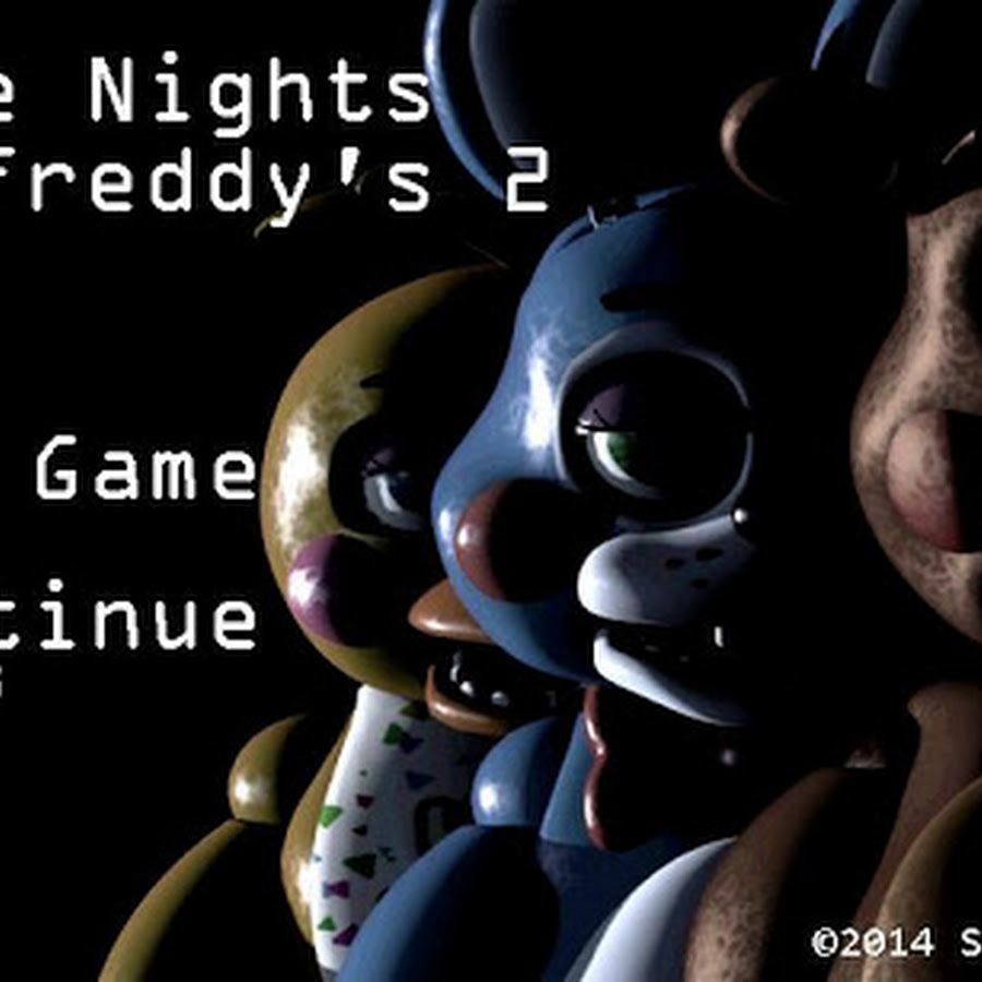 Five Nights at Freddy's 2- v1.07-download apk