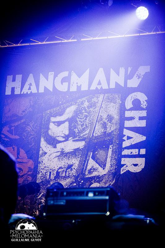 Hangman's Chair @Hellfest 2016 - samedi 18/06