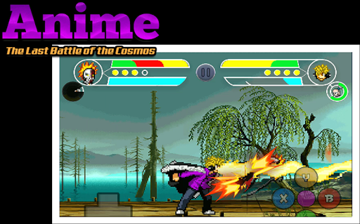 Anime The Last Battle of The Cosmos Mod Tiền