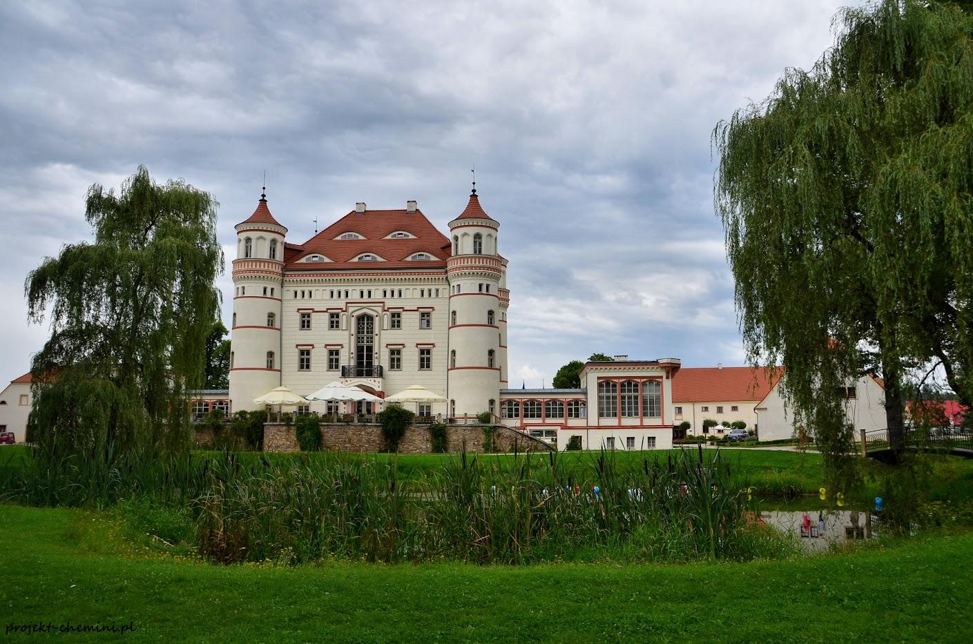 Pałac w Wojanowie