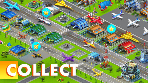 Airport City Airline Tycoon Hack Cho Android