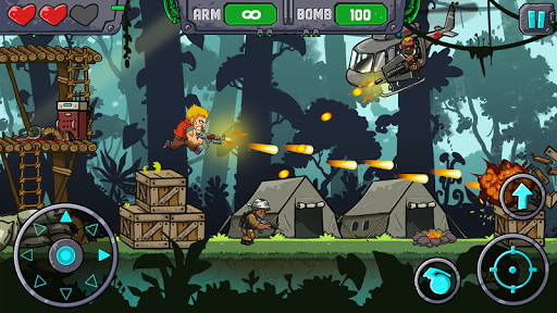Metal Shooter Super Soldiers Mod