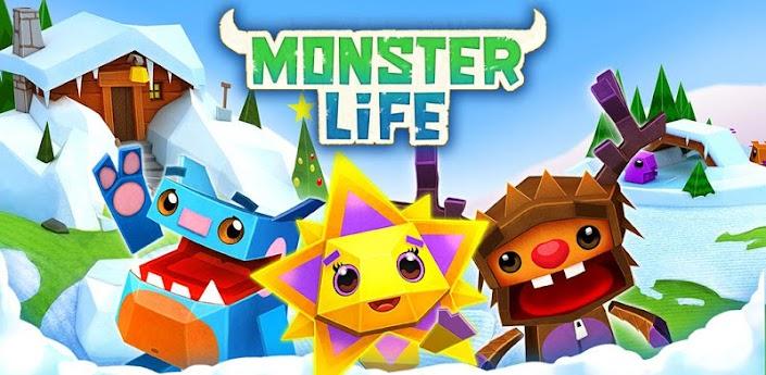 Hack Everything: Monster Life v1 1 5{GAMELOFT}Hacked Modded