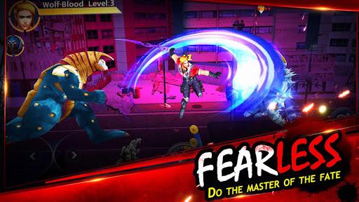 Ninja Wolfman Street Fighter Hack Full Tien
