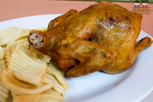 lam tin fried chicken