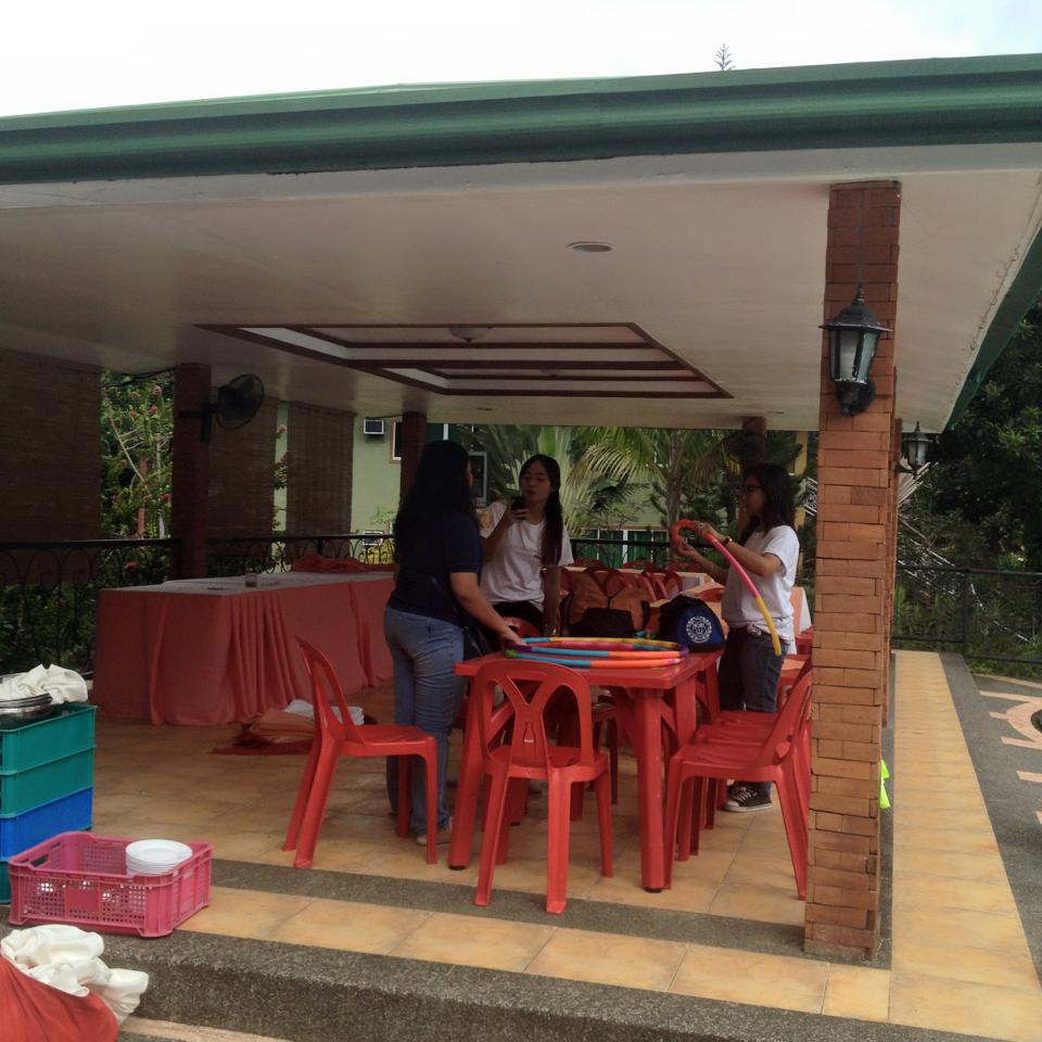 Gazebo at Senen's Mountain Resort