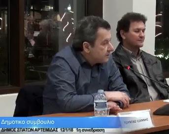 Ι.Τούντας - Δεν Φοβάται να μιλήσει Aνοιχτά! anatakti.gr