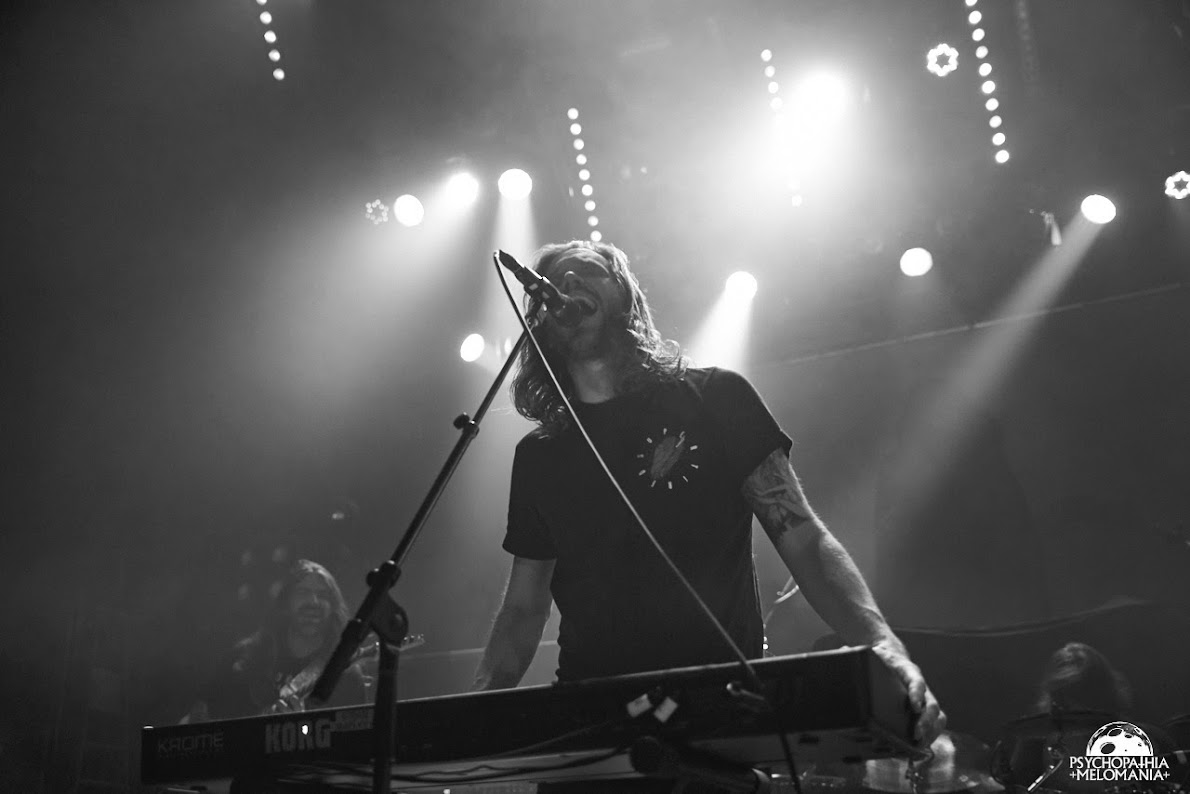 Between The Buried And Me @Rock School Barbey, Bordeaux 01/02/2017