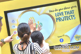 NIDO® ADVANCED PROTECTUS® 3+ SHOWCASES LOVE THAT PROTECTS