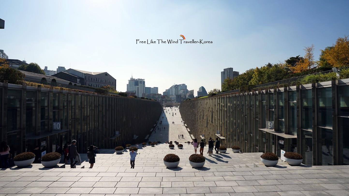 【韓國】一轉眼過了六年了,梨花大學,我回來了!