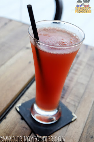 summer hoedown beer cocktail