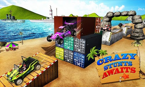 Buggy Stunts 3D: Beach Mania v1.2 [Mod Money/Ad-Free]